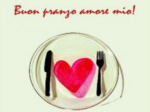 buon appetito amore