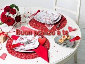 buon pranzo amore