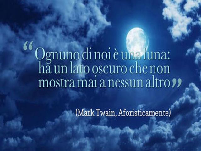 citazioni luna