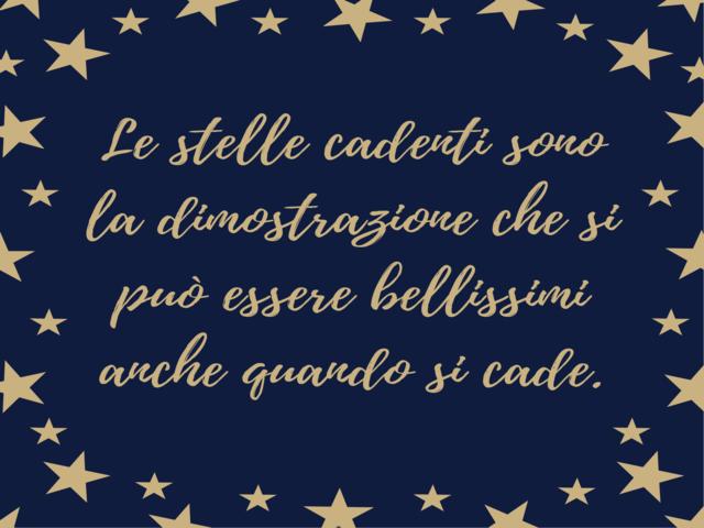 citazioni sulle stelle