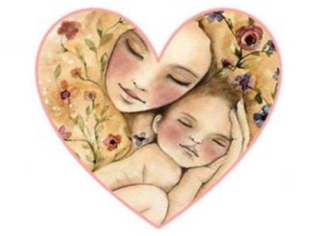 cuore di mamma frasi