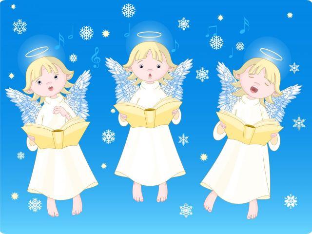 foto di angeli con frasi