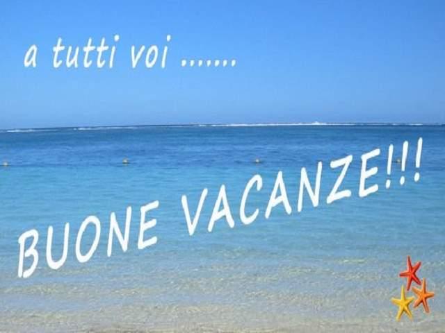 frase per le vacanze estive