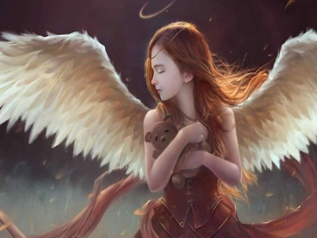 frasi angeli amore