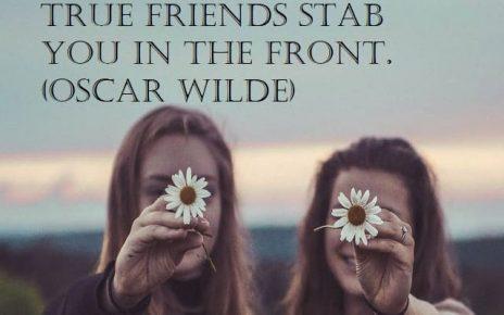 frasi d'amicizia in inglese