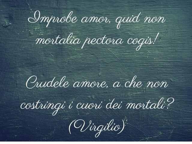 frasi d amore in latino famose