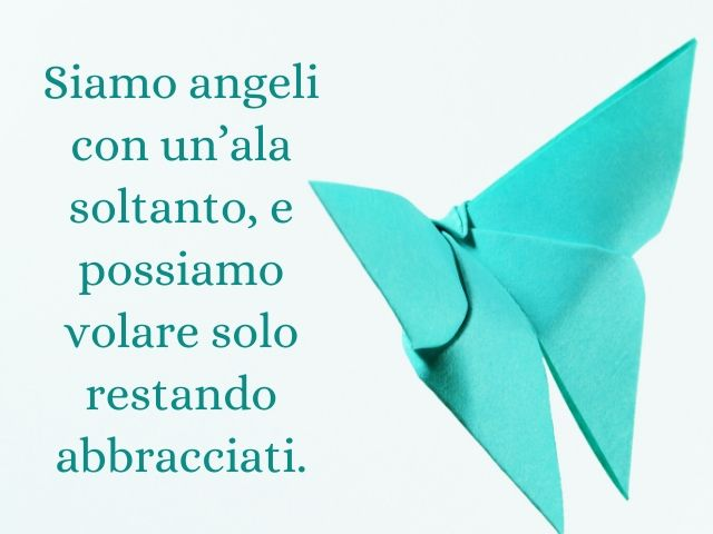 frasi di angeli custodi