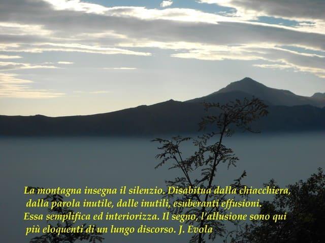 frasi di montagna