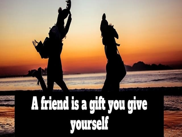 frasi in inglese sull'amicizia con traduzione