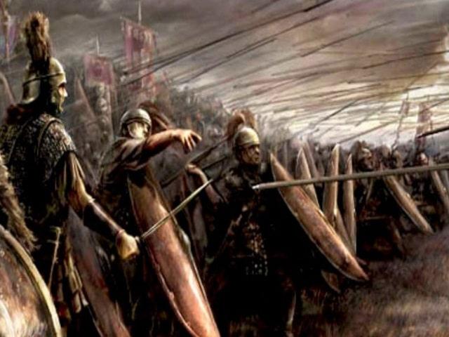 frasi in latino sulla guerra
