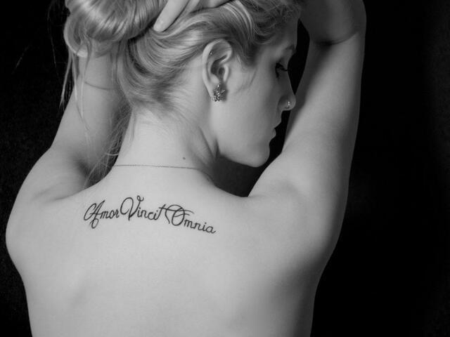 frasi latino tatuaggi
