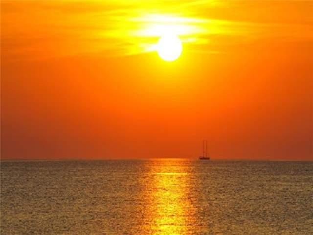 frasi orizzonte tramonto