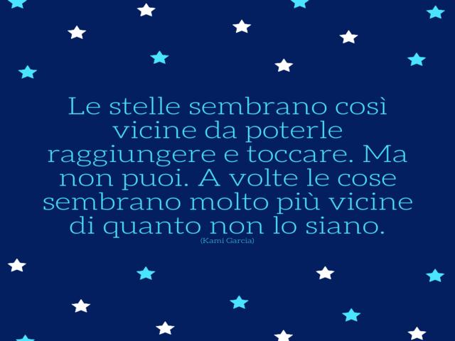 frasi su stelle