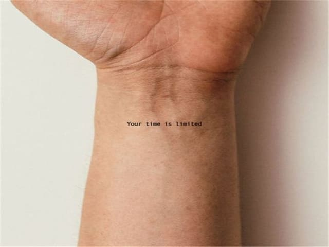 frasi sui tatuaggi