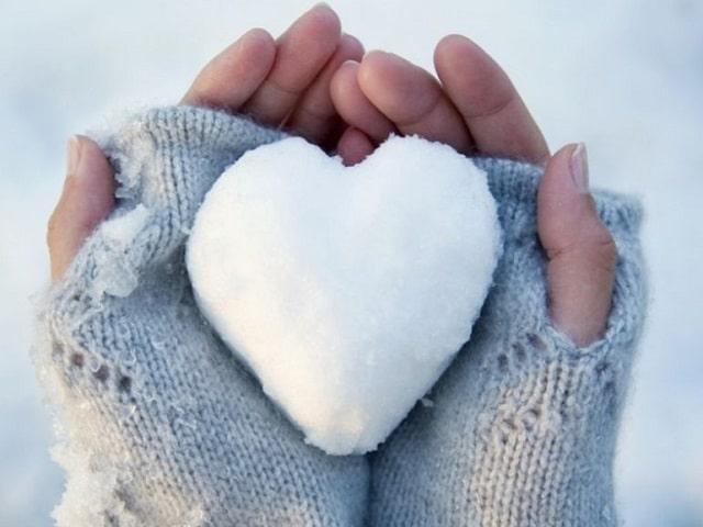 frasi sul cuore di ghiaccio
