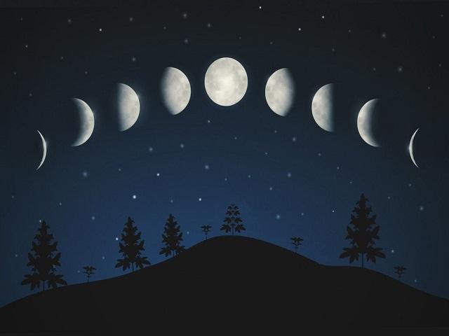 frasi sulla notte e la luna