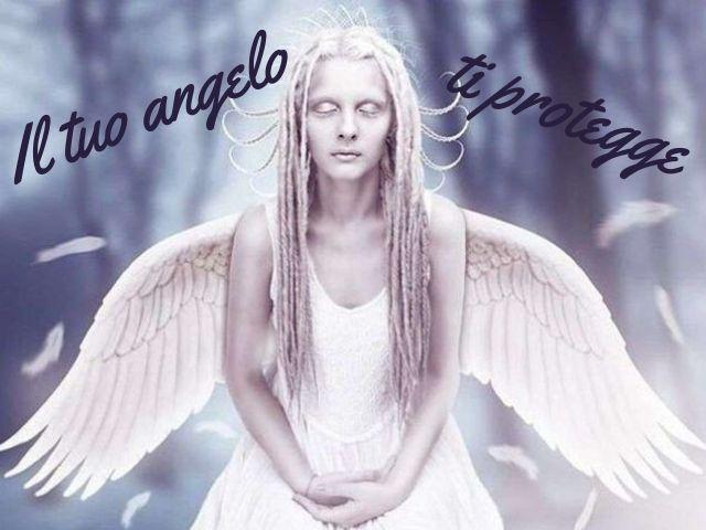 gli angeli esistono frasi