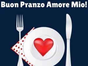 immagini buon pranzo amore