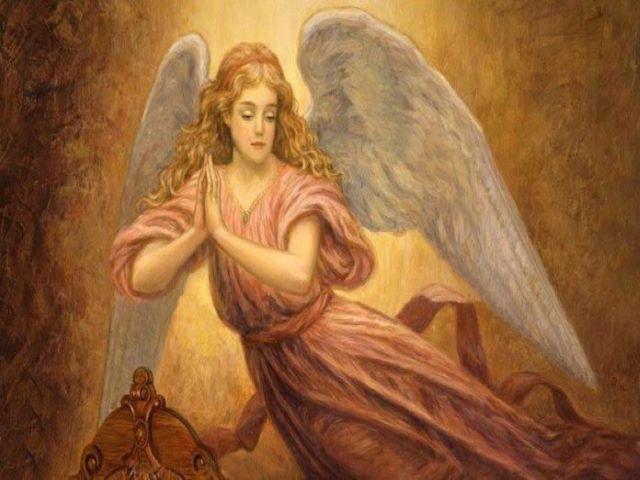 immagini buonanotte con angeli