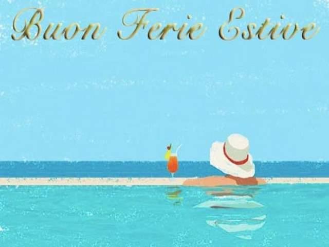 immagini buone vacanze estive 2