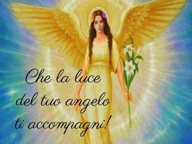 immagini di buonanotte con gli angeli
