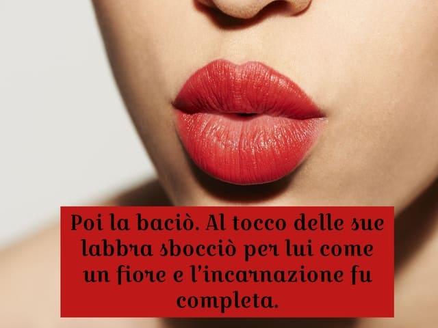 immagini labbra con bacio