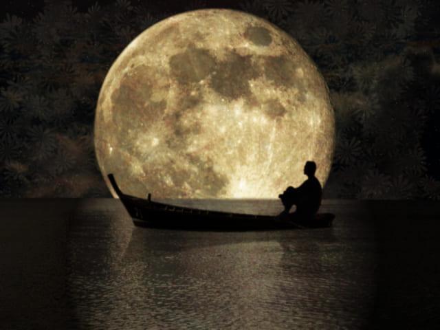 immagini luna piena