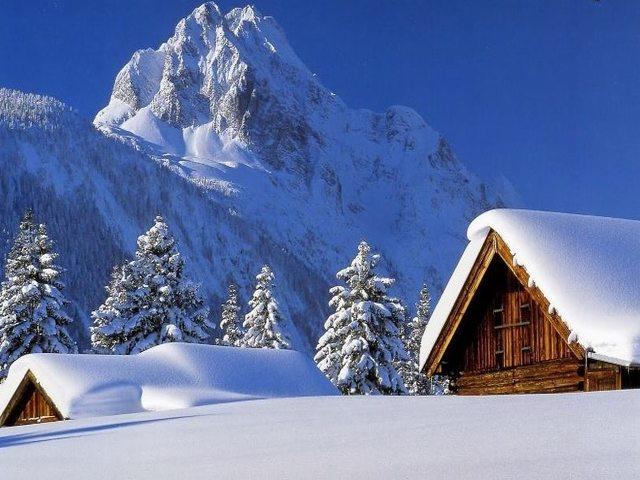 inverno montagna