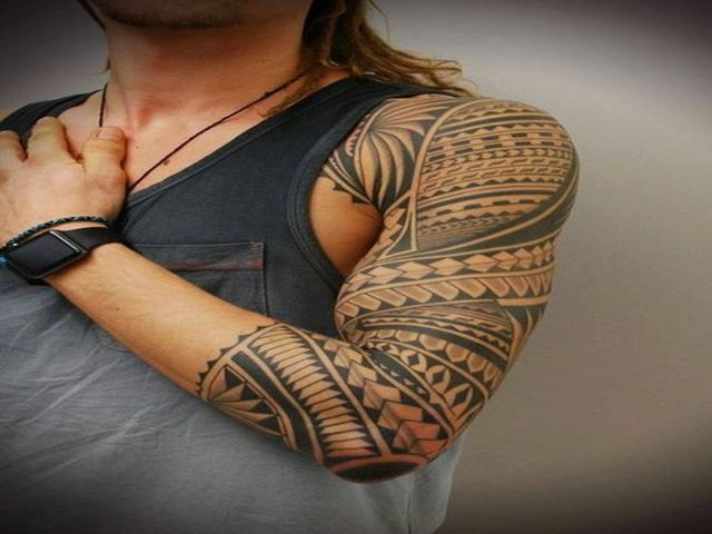 maori tatuaggi