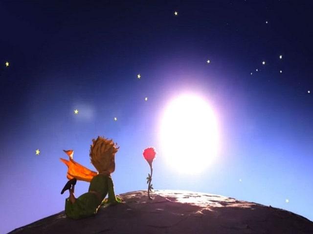 Piccolo Principe frasi stelle
