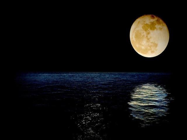 poesie luna