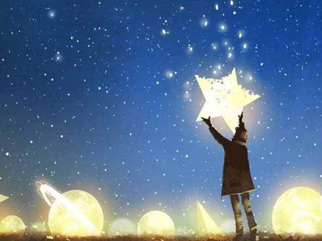 polvere di stelle frasi