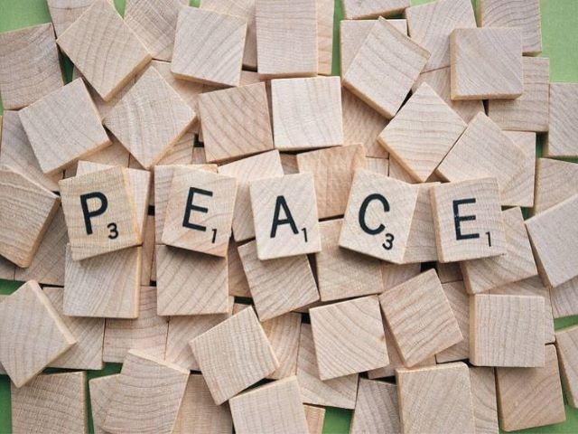 riflessioni sulla pace