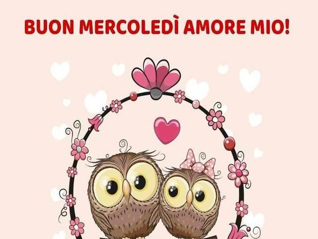 romantico mercoledì