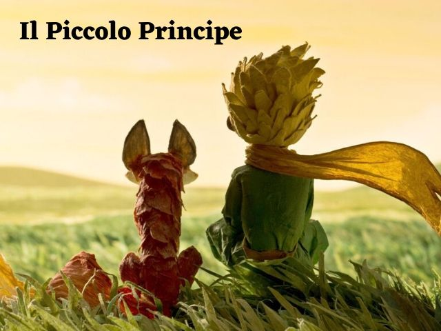 Frasi, immagini, aforismi e frasi celebri sul Piccolo Principe