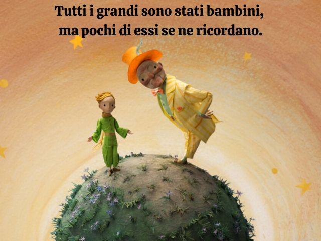 le più belle frasi del piccolo principe