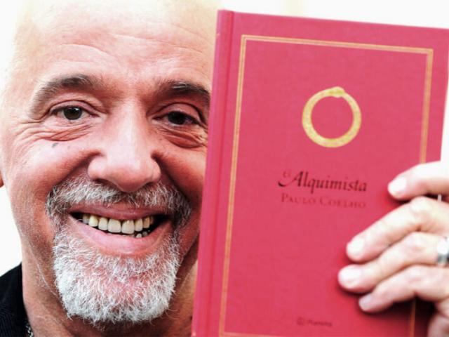 Paulo Coelho frasi l'alchimista