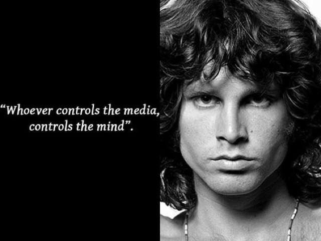 aforismi Jim Morrison in inglese