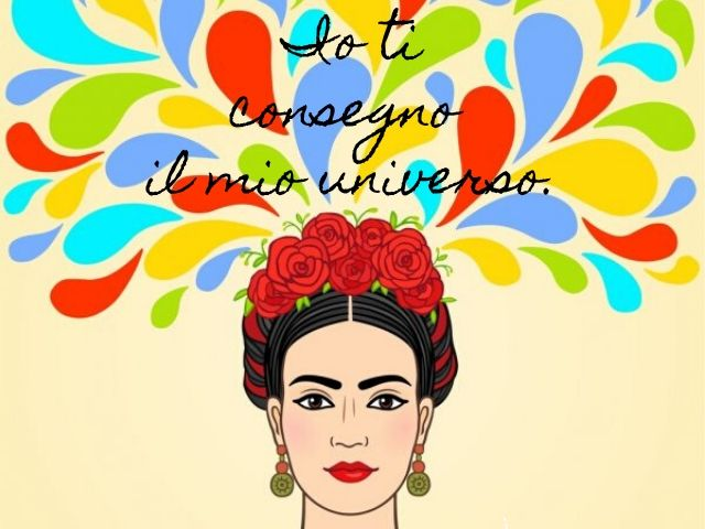 aforismi di frida kahlo
