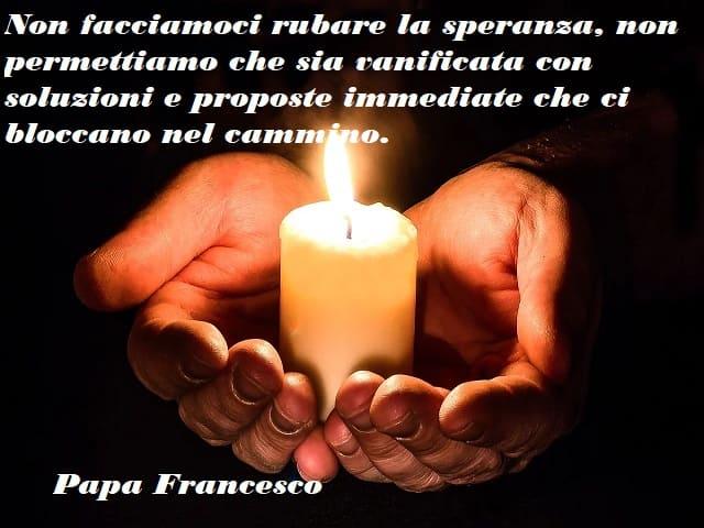 aforismi papa francesco