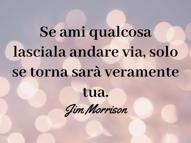 frase Jim Morrison amore