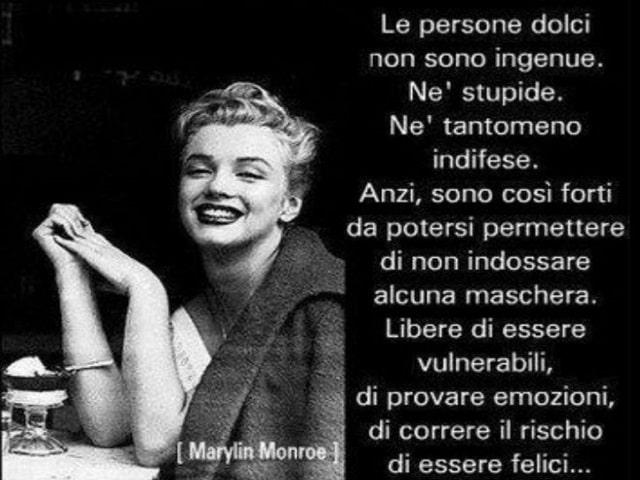 frasi celebri Marilyn Monroe