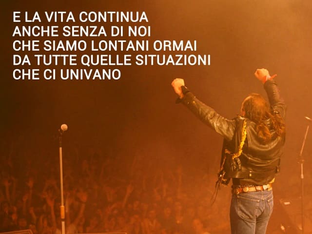 frasi di canzoni Vasco Rossi