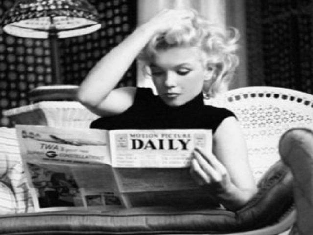 frasi di Marilyn Monroe sulla felicità