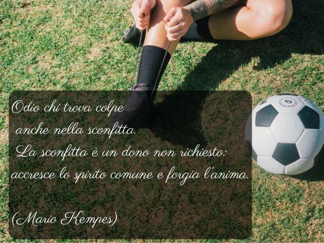 frasi famose calcio