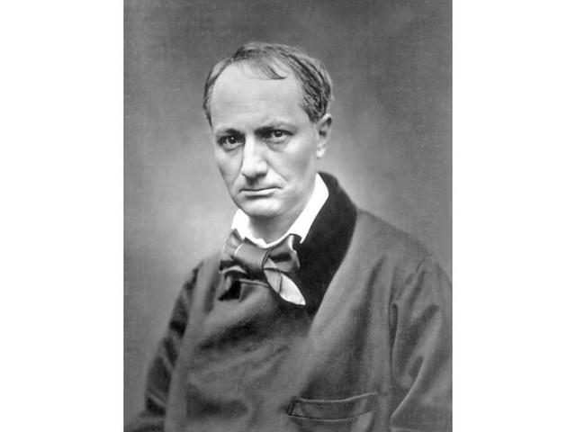 frasi in francese Baudelaire