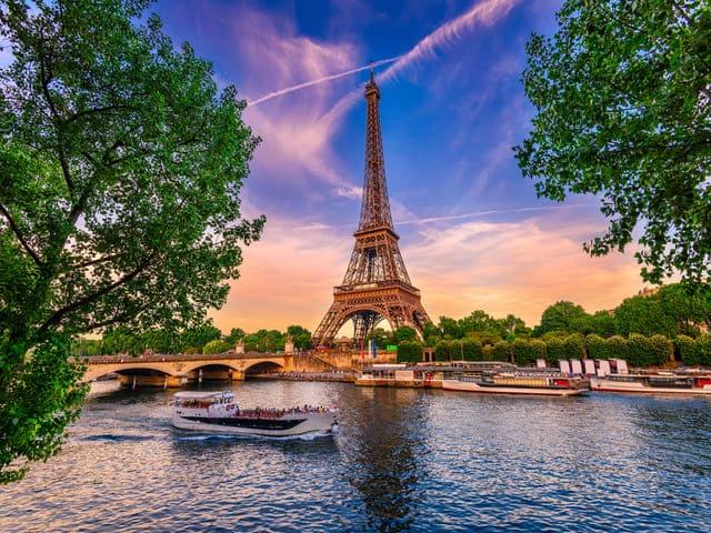 frasi in francese Parigi