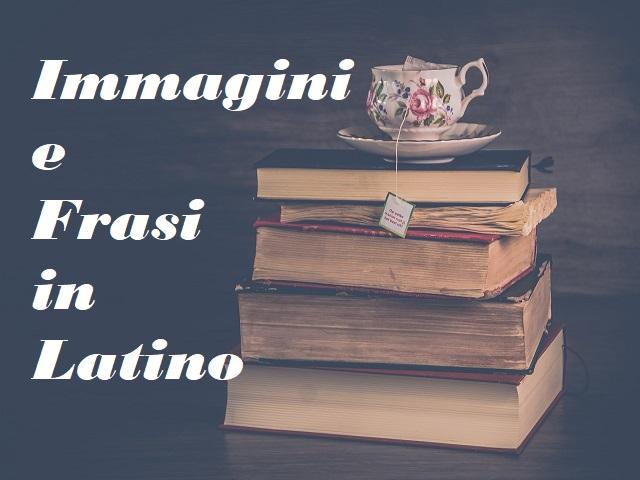 frasi in latino
