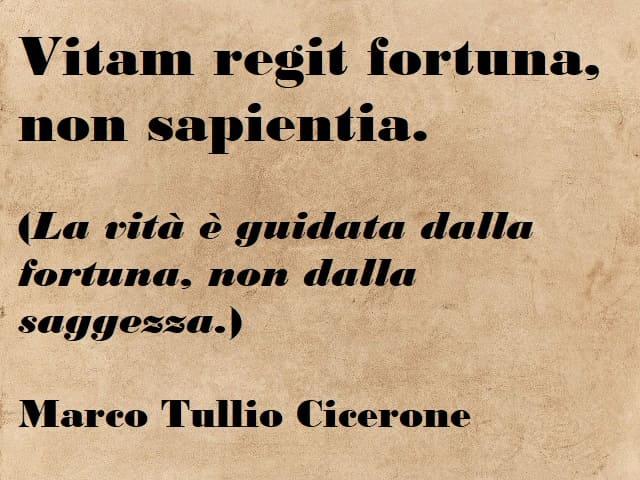 frasi in latino celebri