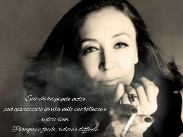 frasi libri Oriana Fallaci